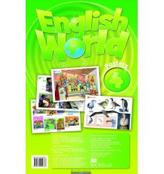 English World 4 Poster