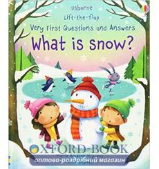Книга с окошками Lift-the-Flap Very First Questions and Answers: What is Snow? Katie Daynes, Marta Alvarez Miguens купить Кие...