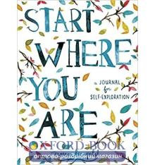 Ежедневник Start Where You Are. A Journal for Self-Exploration Meera Lee Patel