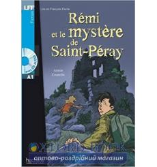 Lire en Francais Facile a1 Remi et le Mystere de Saint-Peray + CD audio 9782011554949 купить Киев Украина