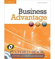 Книга Business Advantage Advanced Personal Study Book with Audio CD 9781107637832 купить Киев Украина
