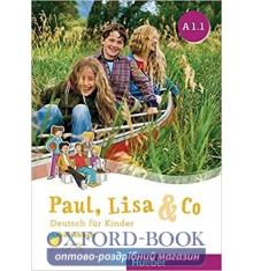 Тетрадь Paul Lisa und Co a1.1 Arbeitsbuch 9783193115591