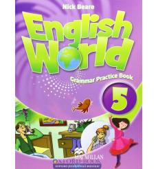 English World 5 Grammar Practice Book