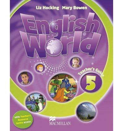 English World 5 Teacher's Book & Webcode Pack
