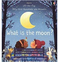 Книга с окошками Lift-the-Flap Very First Questions and Answers: What is the Moon? Katie Daynes, Marta Alvarez Miguens купить...
