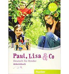 Тетрадь Paul Lisa und Co a1.2 Arbeitsbuch 9783196115598