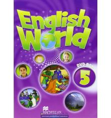 English World 5 DVD-ROM ISBN 9780230032286