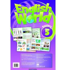 Книга English World 5 Poster ISBN 9780230024694