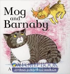 Книга Mog and Barnaby Lift-the-Flap Book Judith Kerr 9780008171162 купить Киев Украина