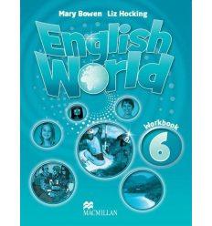 Тетрадь English World 6 workbook 9780230024823