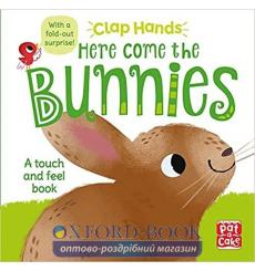 Книга Clap Hands: Here Come the Bunnies  Hilli Kushnir 9781526380418 купить Киев Украина