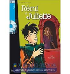 Lire en Francais Facile a1 Remi et Juliette + CD audio 9782011556820 купить Киев Украина