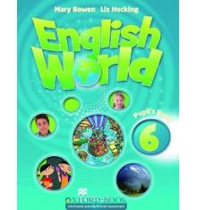 Учебник English World 6 Pupils Book ISBN 9780230024649