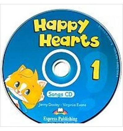 Happy Hearts 1 Songs Cd ISBN 9781848625044