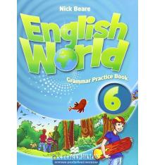 Грамматика English World 6 Grammar Practice Book ISBN 9780230032095
