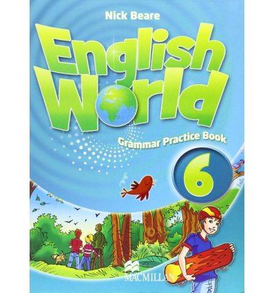English World 6 Grammar Practice Book 9780230032095 купить Киев Украина
