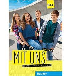 Учебник Mit uns b1+ Kursbuch 9783190010608