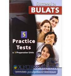 Книга Succeed in BULATS — 5 Practice Tests Self-Study Edition Andrew Betsis 9781904663805 купить Киев Украина