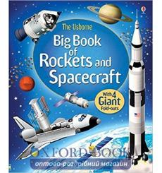 Big Book of Rockets and Spacecraft Gabriele Antonini, Louie Stowell 9781409582175 купить Киев Украина
