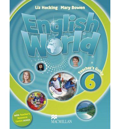 English World 6 Teachers Guide with Webcode Pack 9780230467576 купить Киев Украина