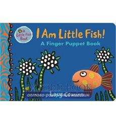 Книга I Am Little Fish! A Finger Puppet Book Lucy Cousins 9781406377637 купить Киев Украина