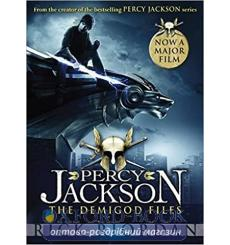 Книга Percy Jackson: The Demigod Files (Film Tie-in) Rick Riordan 9780141331461 купить Киев Украина