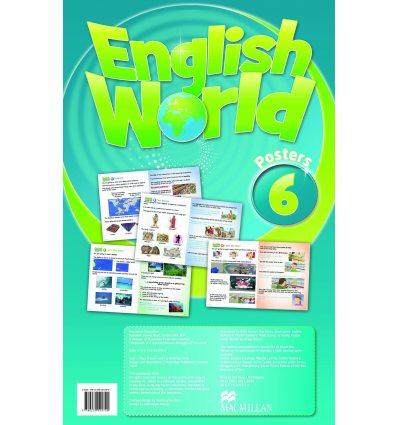 English World 6 Poster