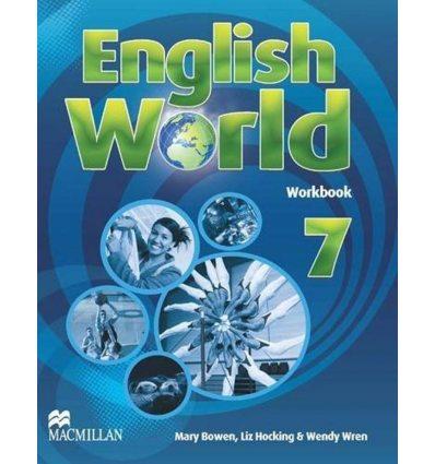 English World 7 Workbook & CD-Rom