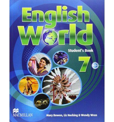 Учебник English World 7 Pupils Book 9780230032521 купить Киев Украина
