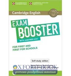 Книга Cambridge English Exam Booster for First and First for Schools Self-Study Edition with Answer ISBN 9781108553933 купить...