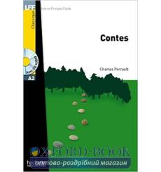 Lire en francais Facile a2 Les Contes + CD audio 9782011557438 купить Киев Украина