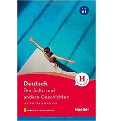 Книга Der Salto und andere Geschichten mit MP3-Download 9783191585808