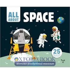 Книга с движущимися элементами,Книга с окошками All about Space Geraldine Krasinski, Tiago Americo ISBN 9782745995506 купить ...