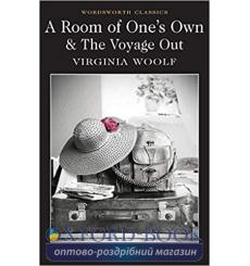 Книга A Room of Ones Own & The Voyage Out Woolf, V. ISBN 9781840226799 купить Киев Украина