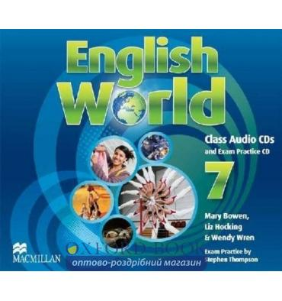 English World 7 Class Audio CD(3)
