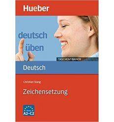 Книга Deutsch Uben Taschentrainer: Zeichensetzung 9783191074937
