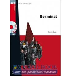 Lire en francais Facile b1 Germinal + CD audio 9782011557469 купить Киев Украина