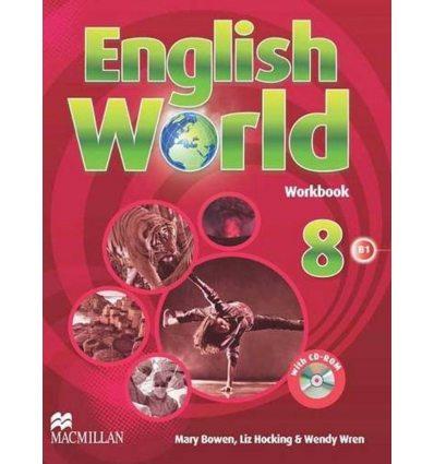 English World 8 Workbook & CD-Rom
