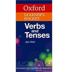Книга Oxford Learners Pocket Verbs and Tenses ISBN 9780194325691