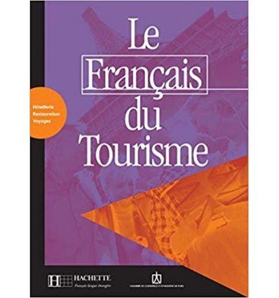 Книга Le Fran?ais du Tourisme ISBN 9782011552266