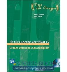 Книга Fit furs Goethe-Zertifikat c2 mit Audio-CDs 9783192018756 купить Киев Украина