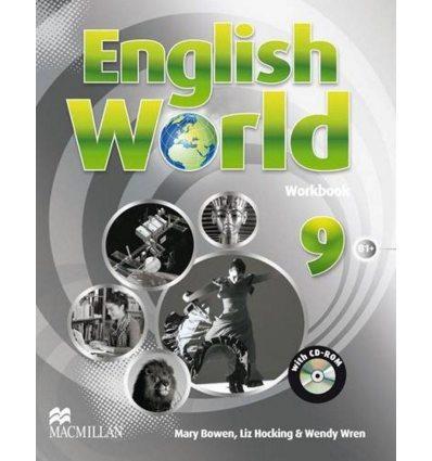 English World 9 Workbook & CD-Rom