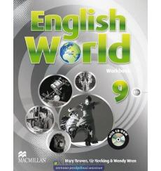 English World 9 Workbook & CD-Rom