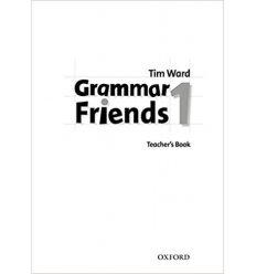 Книга для учителя Grammar Friends 1: Teachers Book ISBN 9780194780063