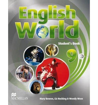 English World 9 Pupil's Book
