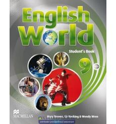 English World 9 Pupil's Book