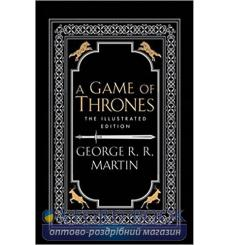 Книга A Game of Thrones (Book 1) (Illustrated Edition) George R. R. Martin ISBN 9780008209100 купить Киев Украина