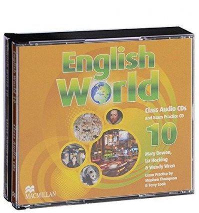 English World 10 Class Audio CD (3)