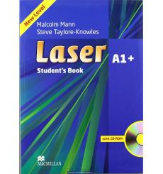 Laser (3rd Edition) A1+ Student's Book with CD ROM