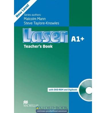 Laser (3rd Edition) A1+ Teacher's Book with Test CD